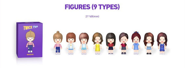 TWICE TV5 FIGURES