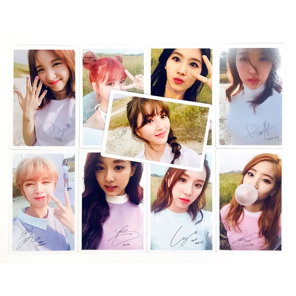 TWICE | TWICEcoaster : LANE 1. PHOTO CARD SET