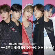 TXT- Magic Hour [Japan Import}