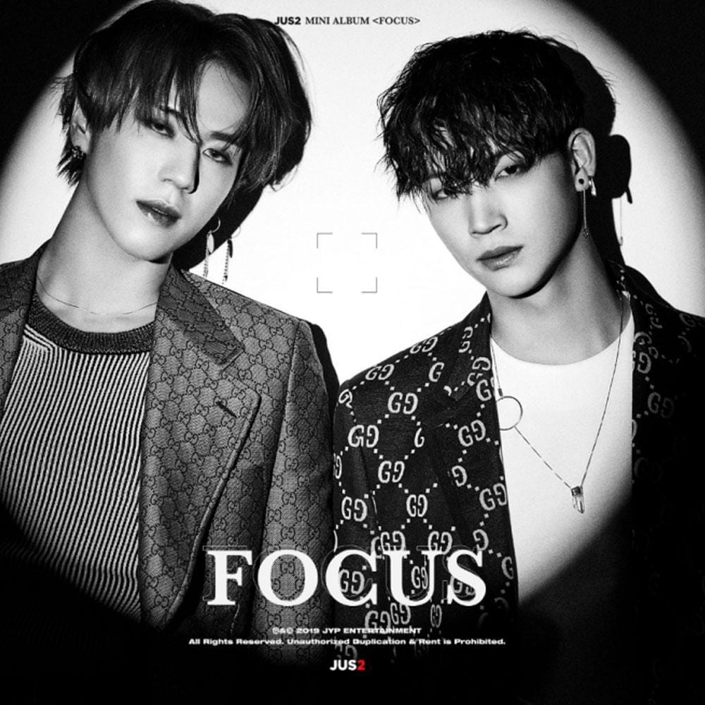 JUS2 MINI ALBUM FOCUS