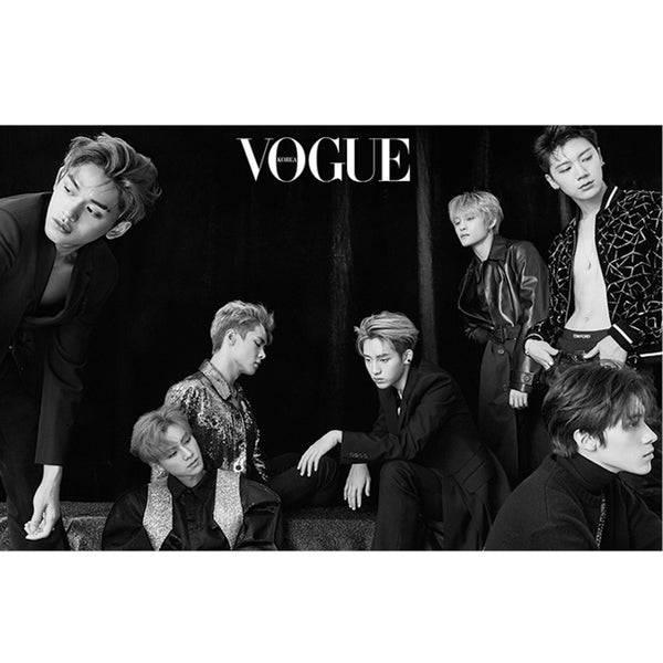 VOGUE KOREA 2019-12 | WayV