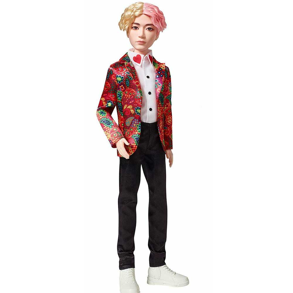BTS IDOL  DOLL [ V / KIM TAEHYUNG ] MATTEL OFFICIAL MD