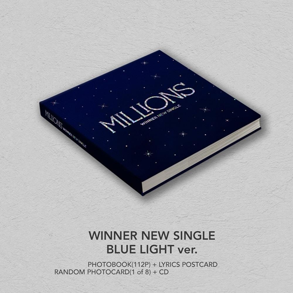 위너 | WINNER NEW SINGLE  [ MILLIONS ]