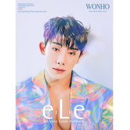 e.L.e VOL.2 [ WONHO ] KOREA MAGAZINE