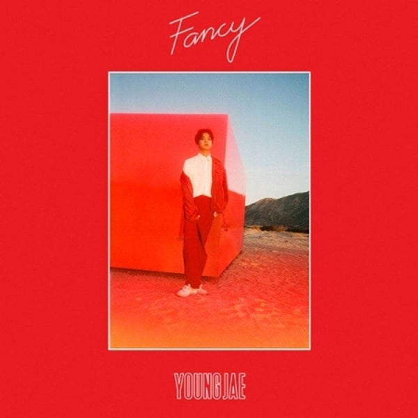 영재 | YOUNG JAE 1ST MINI ALBUM [ FANCY ]