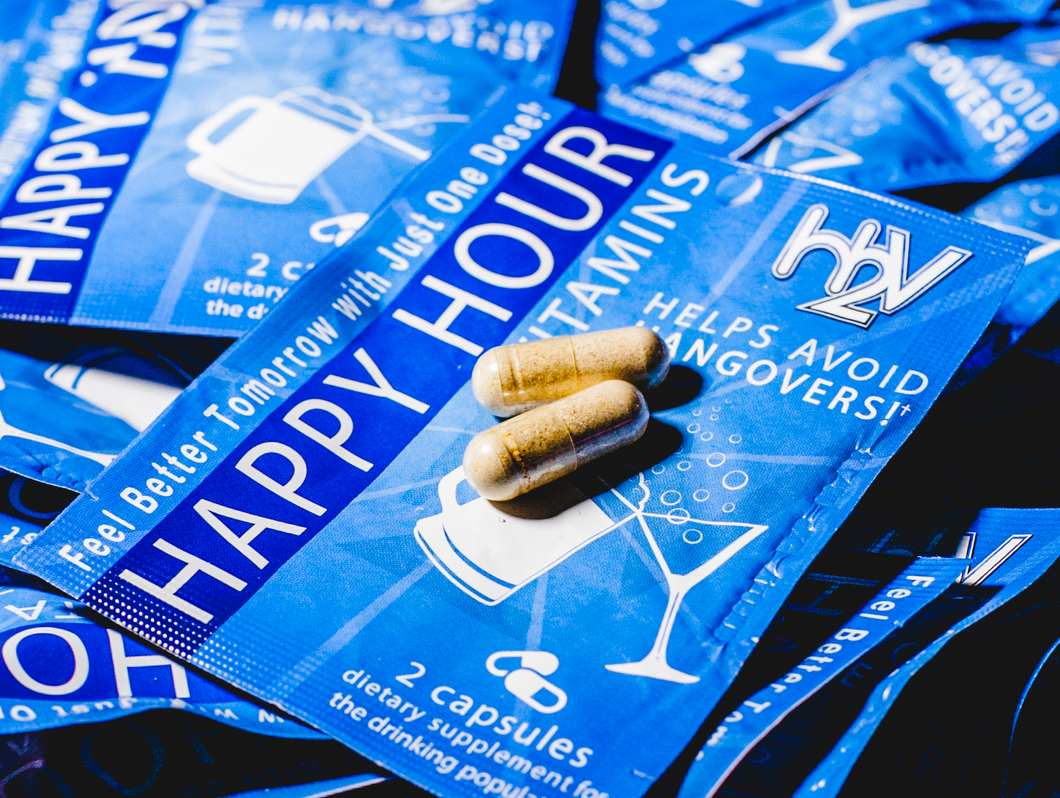 Bakers Dozen of Happy Hour Vitamins (12+1 to Share)