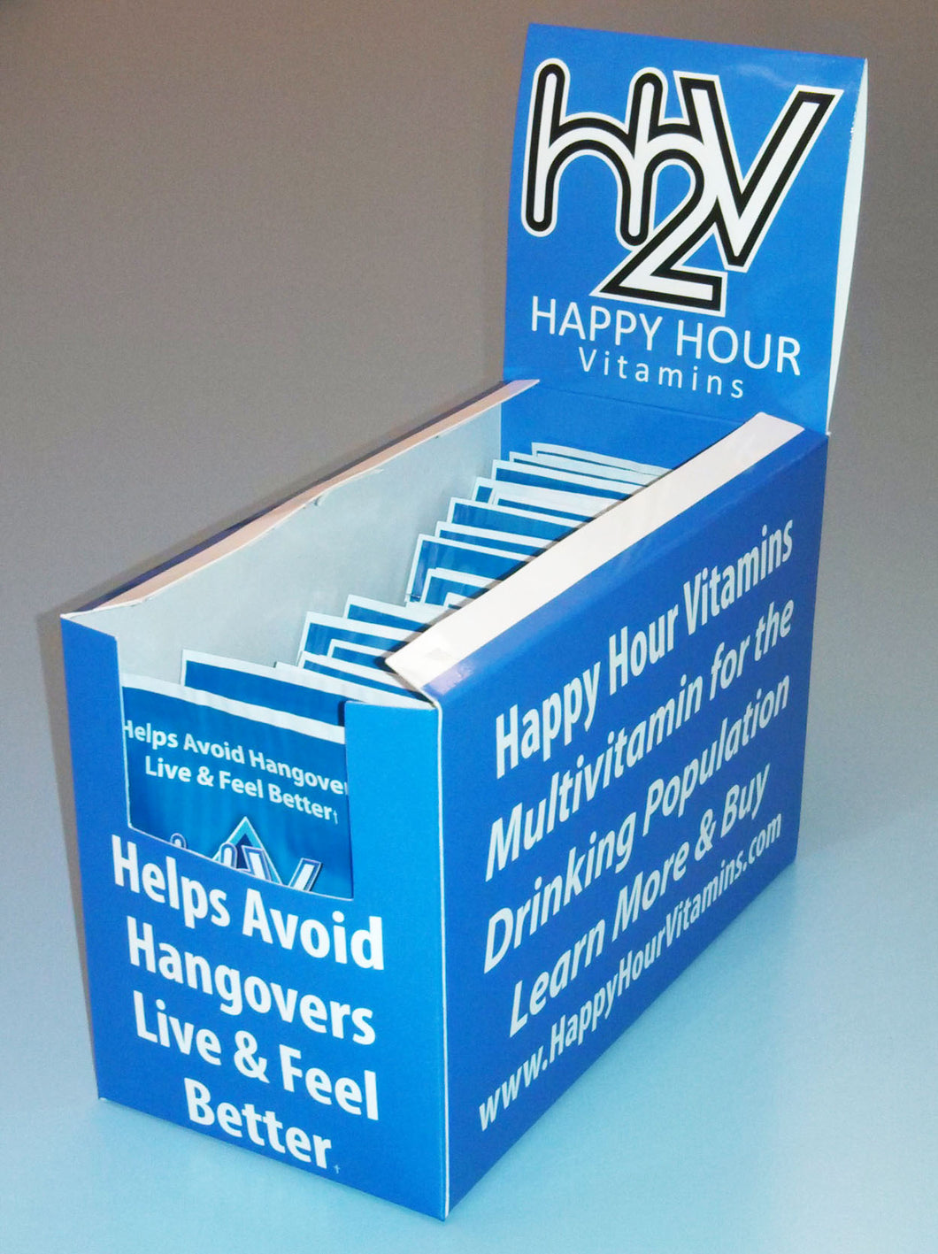 Happy Hour Vitamins 30 Count Retail Box