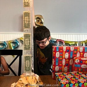 Money Hidden In Tower of Pancakes