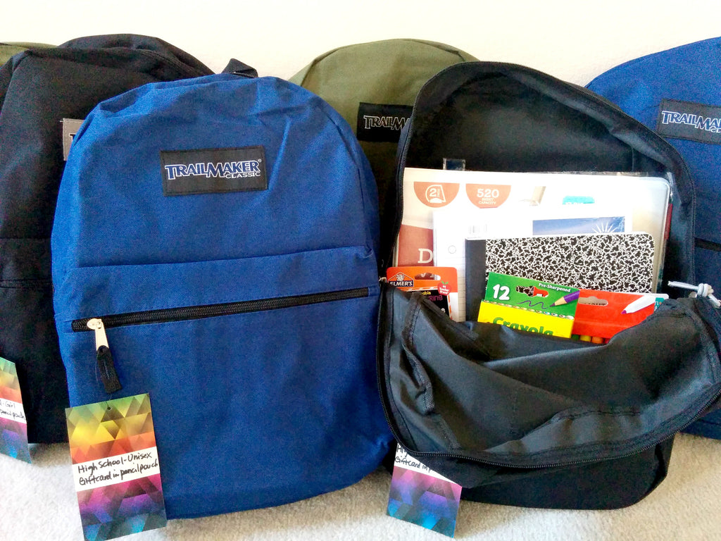 Backpack Donation 2020