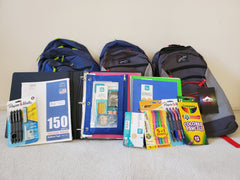 backpack donation fall 2021
