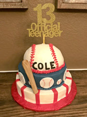 13 official teenager money cake