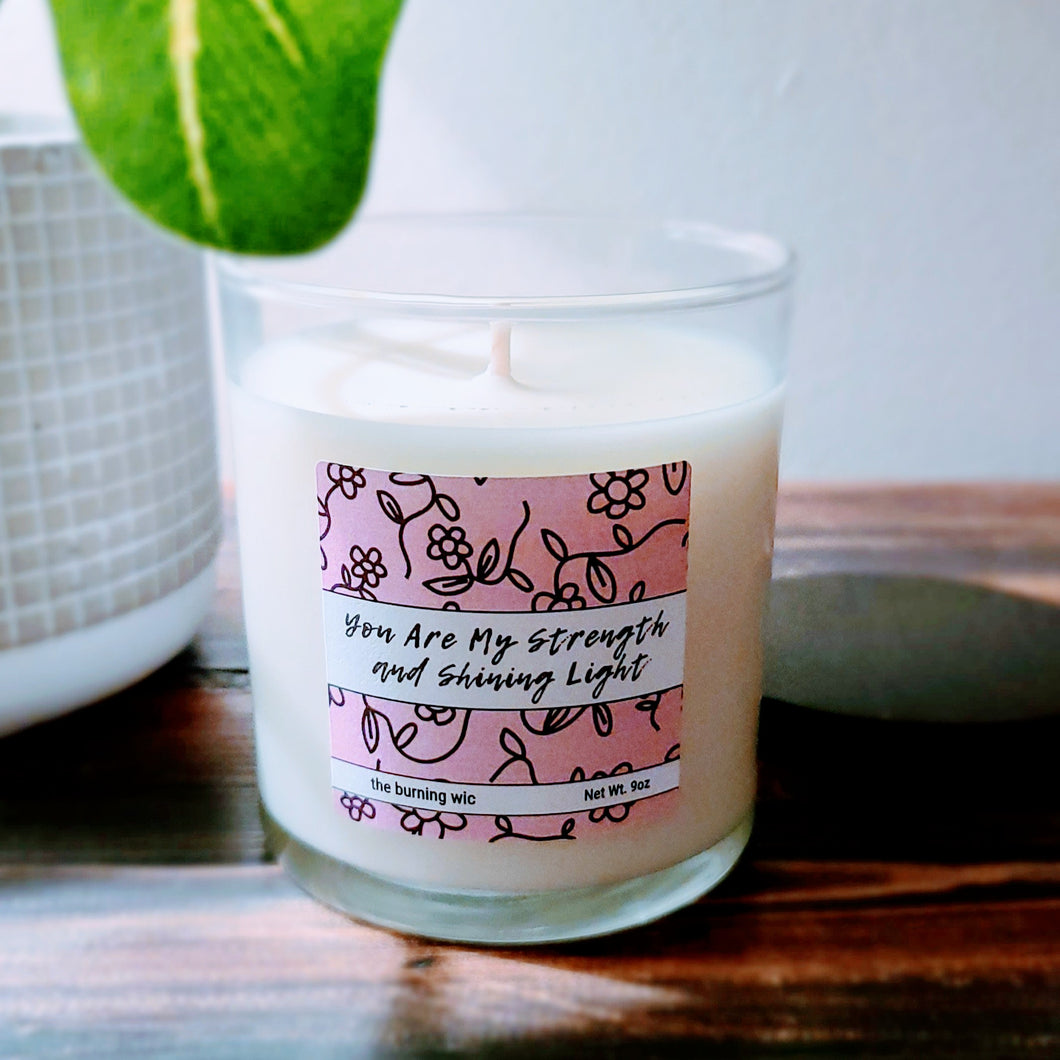Mom's Day Candles