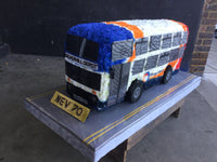 Bespoke double decker bus