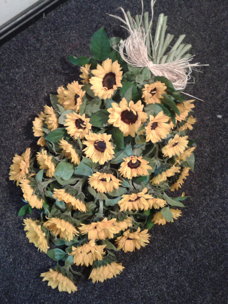 Sunflower tied Sheaf