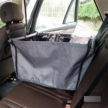 Travel Portable Foldable Car Hammock!