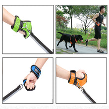 Hands free glove leash!