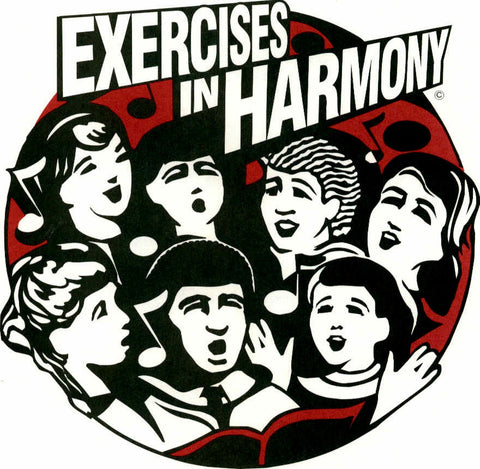 Exercises in Harmony - Lesson 8. Irish Blessing