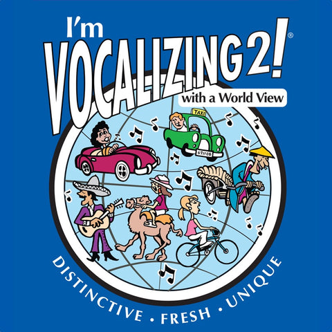 I'm Vocalizing! 2 - Lesson 7. a la Marchesi