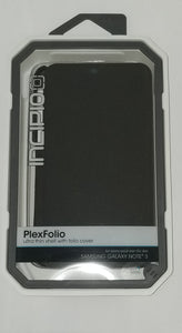 Samsung Galaxy Note 3 Plex Folio Ultra thin shell with folio cover (by Incipio) - Equipment Blowouts Inc. Established 2005.