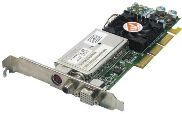 Graphics Card- 102A0260511 094005 - ATI Dell 64MB 9000 Pro Tv Tuner Video Graphics Card - Equipment Blowouts Inc.