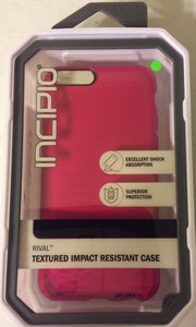 Incipio Rival Co-Molded Transparent Textured Case for iPhone 6 - Pink - Equipment Blowouts Inc. Established 2005.