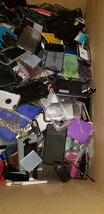 2 Pallets of Used Cellphone Cases - Equipment Blowouts Inc.