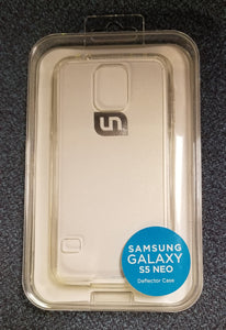 Uncommon Deflector Case for Samsung Galaxy S5 Neo - Clear - Equipment Blowouts Inc.