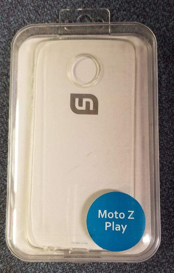 Uncommon Deflector Case for Motorola Moto Z Play - Clear - Equipment Blowouts Inc.