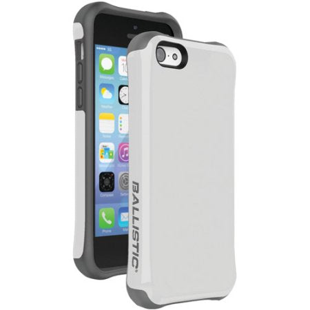Ballistic Aspira Phone Case for Iphone 5C - White/Gray - Equipment Blowouts Inc.