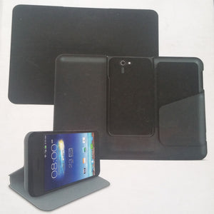 Asus Padfone X Table & Phone Folio 2 Pack - Black - by Incipio - Equipment Blowouts Inc. Established 2005.