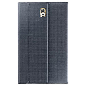 "Samsung Galaxy Tab S 8.4"" Charcoal Black Book Cover Folio Case - Equipment Blowouts Inc. Established 2005."