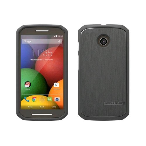Body Glove Case for Moto E Black Satin - Equipment Blowouts Inc.