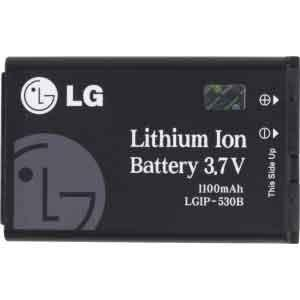 LG Standard Battery LG VX9700 Dare/VX9600 LGIP 530B - Equipment Blowouts Inc.