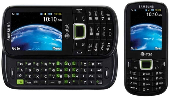 Samsung Evergreen A667 Phone (AT&T) - Equipment Blowouts Inc.