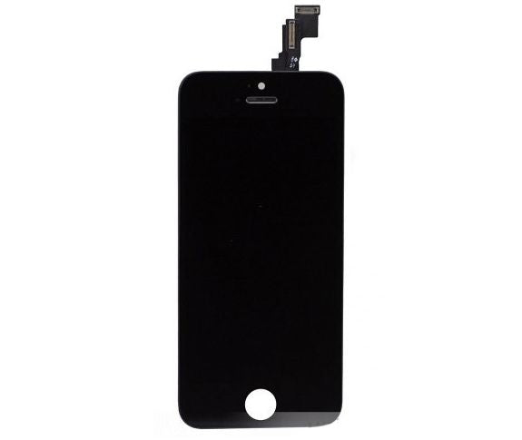 OEM Premium LCD and Display Digitizer Glass Screen Replacement for iPhone 5C - Black