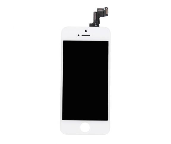 OEM Reclaimed Premium LCD and Display Digitizer Glass Screen Replacement for iPhone SE - White