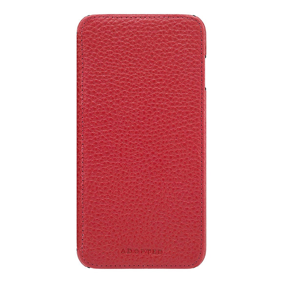 Adopted Leather Folio for iPhone 6 Plus - Red - Equipment Blowouts Inc.
