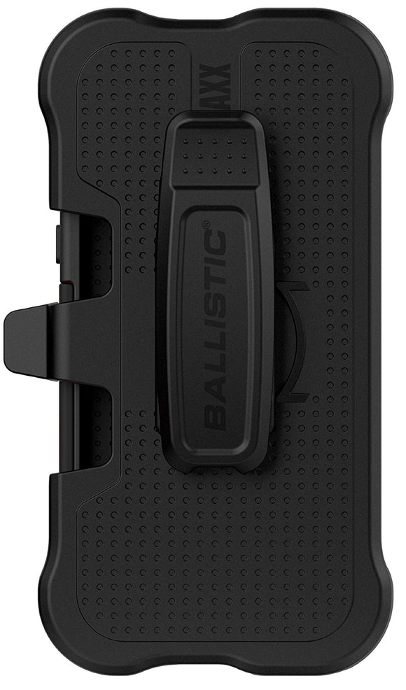 Ballistic Tough Jacket SG Maxx Black Case+Holster For iPhone 5C - Equipment Blowouts Inc.