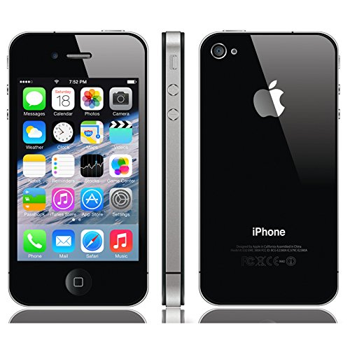 Apple iPhone 4S 16GB 3G Cellular Verizon + A free Case - Equipment Blowouts Inc.