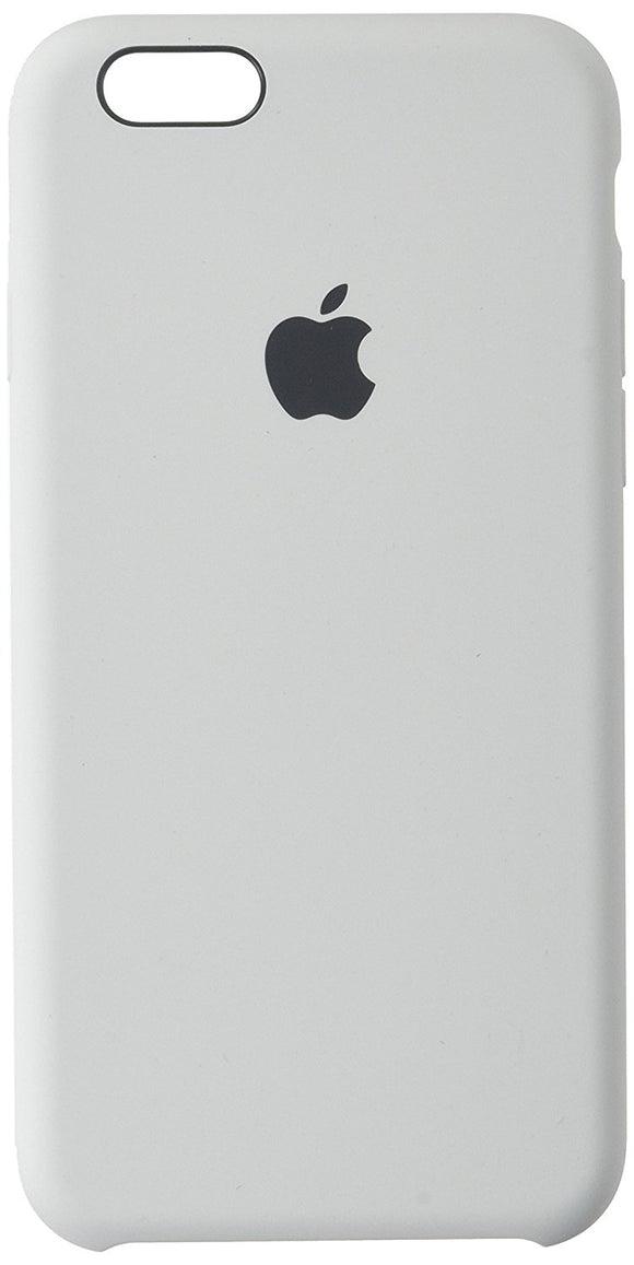 GENUINE ORIGINAL Silicone Apple Case for iPhone 6/6s/7 - White - Equipment Blowouts Inc. Established 2005.