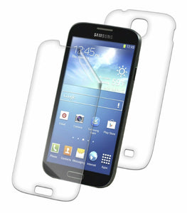 Zagg Dry Full Body Invisible Shield for Samsung Galaxy S4 - Equipment Blowouts Inc.