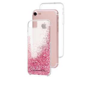 Case-Mate Waterfall Case iPhone 7/6s/6 Rose Gold, CM034682X (Rose Gold) - Equipment Blowouts Inc. Established 2005.