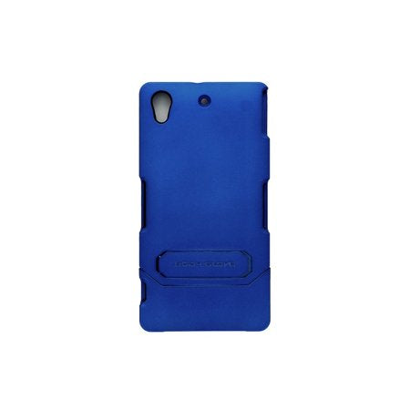Body Glove Elite Stand Case for Sony Xperia Z1s - Blue - Equipment Blowouts Inc.