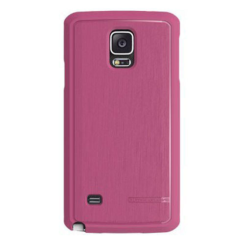 Body Glove Satin Case Samsung Galaxy Note 4 - Pink - Equipment Blowouts Inc.