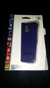 Body Glove Satin Case for Samsung Galaxy S5 Mini - Grape - Equipment Blowouts Inc.