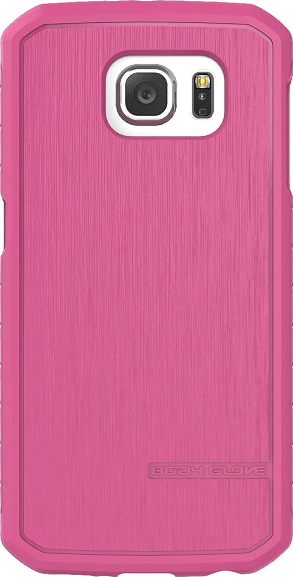 Body Glove Satin Phone Case for the Samsung Galaxy S6 - Pink - Equipment Blowouts Inc.