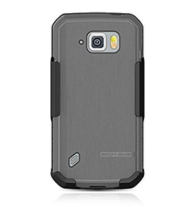 Body Glove Satin Case with Holster Samsung Galaxy S6 Active Gray/Black - Equipment Blowouts Inc.