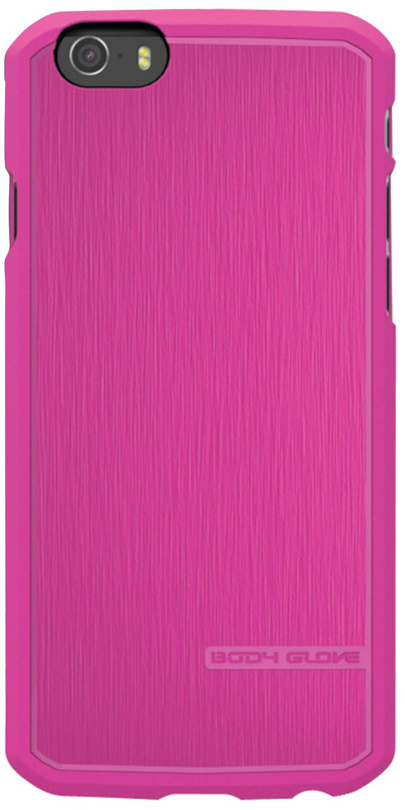 Body Glove Satin Case for iPhone 6  - Raspberry - Equipment Blowouts Inc.