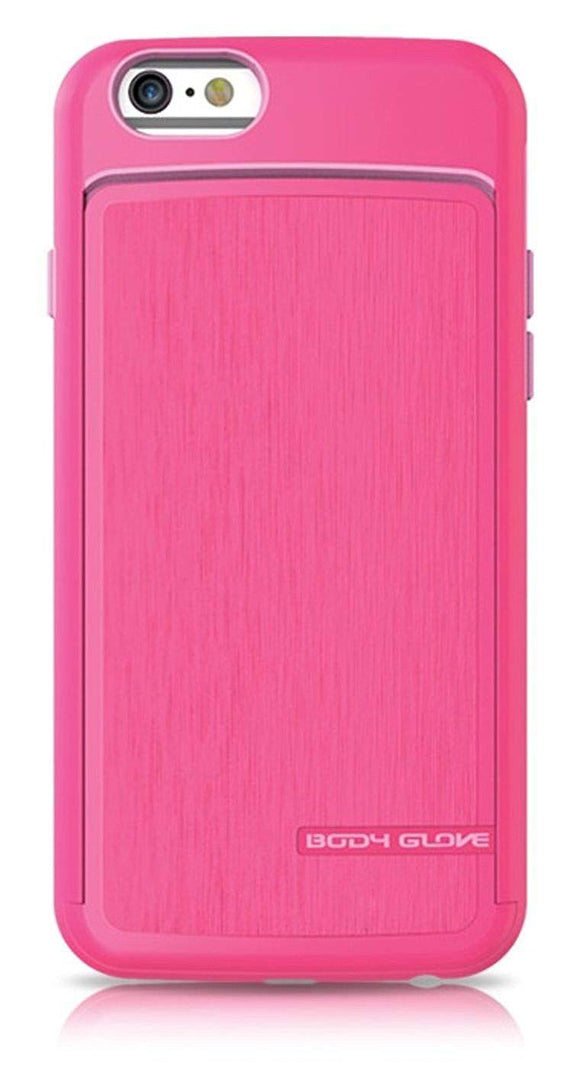Body Glove Satin Hideout Wallet Case for iPhone 6 - Pink - Equipment Blowouts Inc.