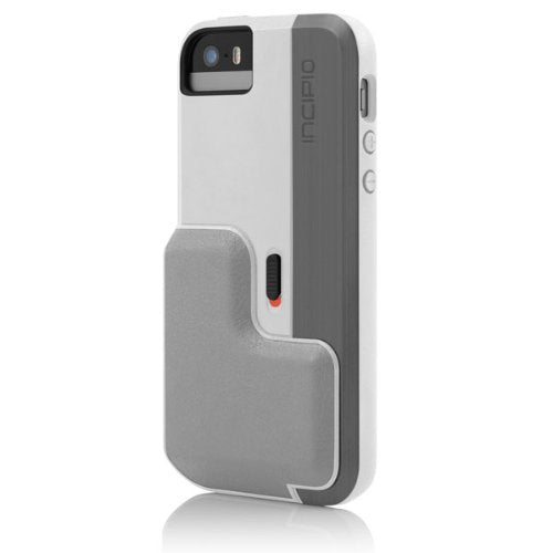 iphone 5/5s Focal Camera Case White by Incipio - Equipment Blowouts Inc.